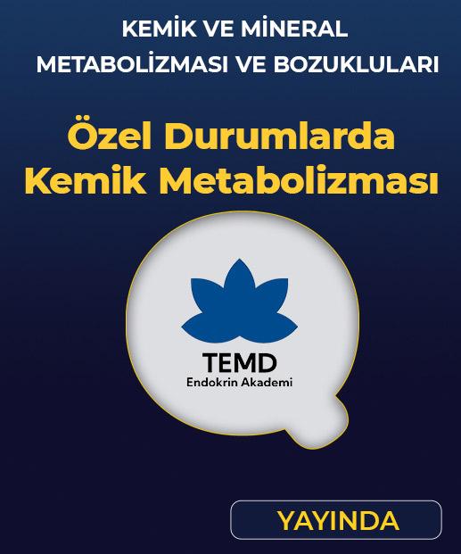 Özel Durumlarda Kemik Metabolizması